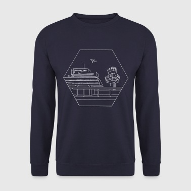 Airport Berlin Tegel TXL - Men's Sweatshirt