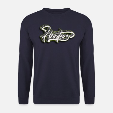 Hunter Hunter - Men's Sweatshirt