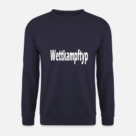 Winner Hoodies & Sweatshirts - competition type - Men's Sweatshirt navy