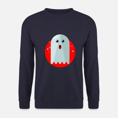 Ghost Ghost Ghost Ghost Halloween - Men's Sweatshirt