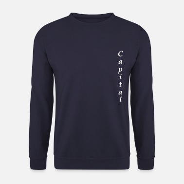 Capital capital - Sweat-shirt Homme