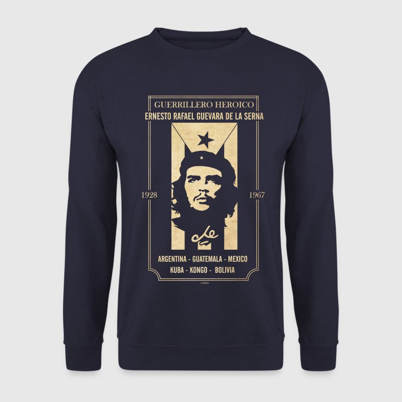 Che Guevara Data - Men's Sweatshirt