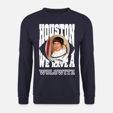 The Big Bang Theory We Have A Wolowitz - Mannen sweater