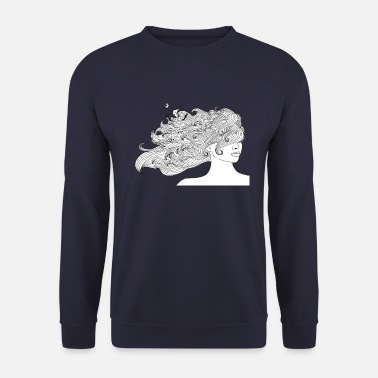 Lure Stormy waves - Men's Sweatshirt