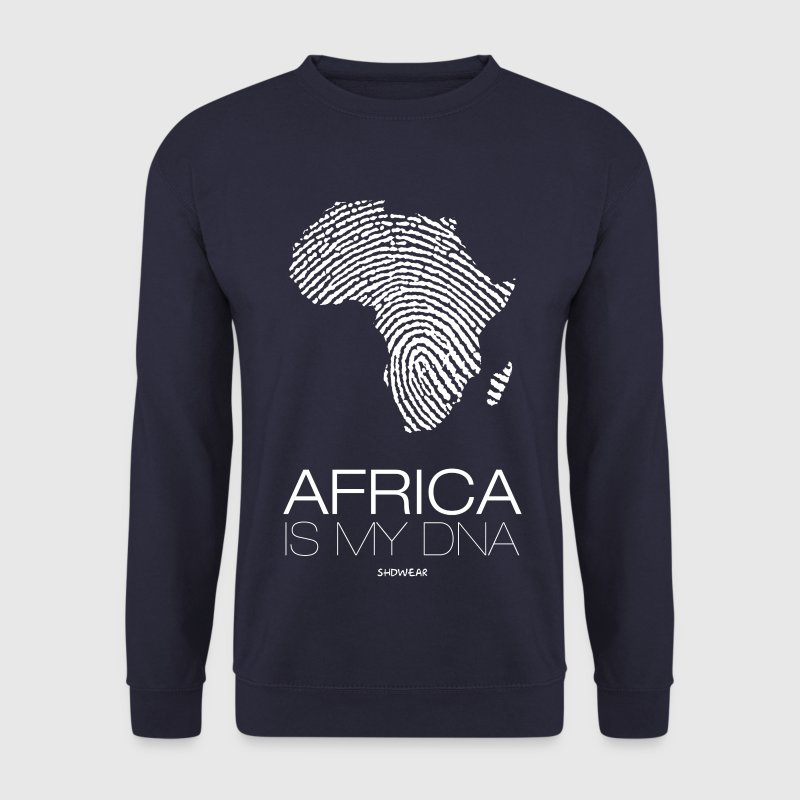 Africa is my DNA - Men's Sweatshirt