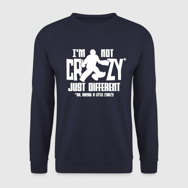 I'm Not Crazy (field hockey) - Männer Pullover