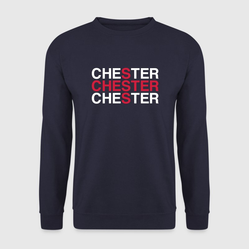 CHESTER - Sweat-shirt Homme