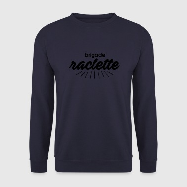 Brigade raclette - Sweat-shirt Homme