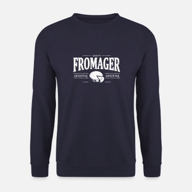Fromage Fromager - Sweat-shirt Homme