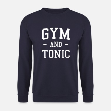 Tonique Gym & Tonique - Sweat-shirt Homme