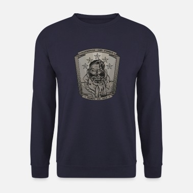 Vintage pilot - Men's Sweatshirt