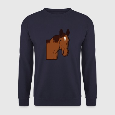 Chevalerie Cheval Cheval Cheval Chevaux Cheval Sauvage Poney - Sweat-shirt Homme
