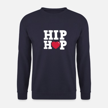 I Heart I heart Hip Hop - Sweat-shirt Homme