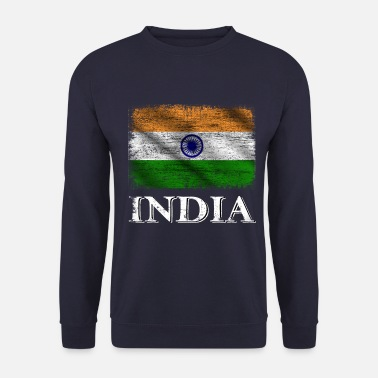 India India Flag, India - Unisex Sweatshirt