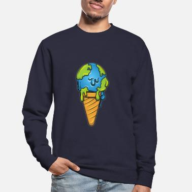 Global Warming Stop global warming - Unisex Pullover