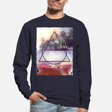 Smileyworld 'Miami Beach' - Unisex Sweatshirt