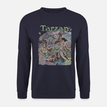 Tarzan and wild apes - Unisex sweater