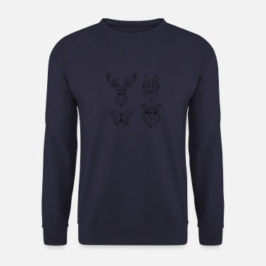 Animal Collection Animal collection - Men's Sweatshirt