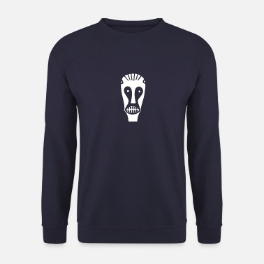 Comics masque - Sweat-shirt Homme
