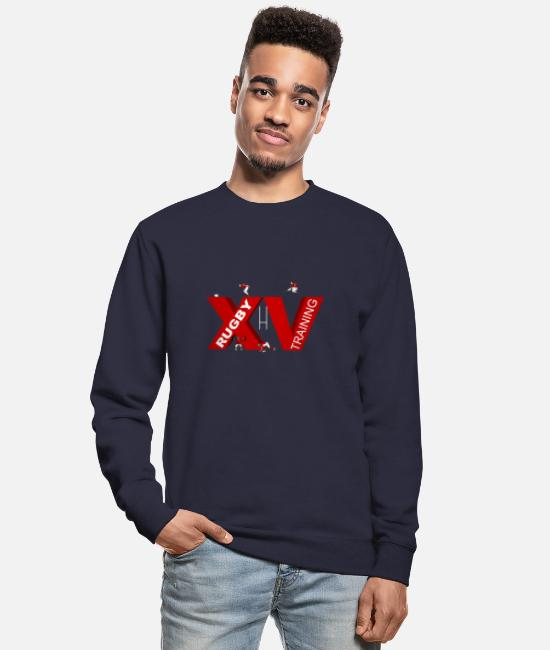 Training Hoodies & Sweatshirts - XV TRAINING - Unisex Sweatshirt navy