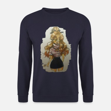 Anime Anime Girl Manga Girl - Sweat-shirt Homme