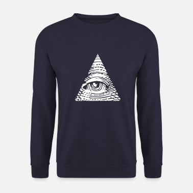 Providence Eye of Providence - Men's Sweatshirt
