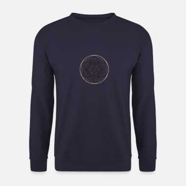 Atlantis Mandala Graines de Vie - Sweat-shirt Homme