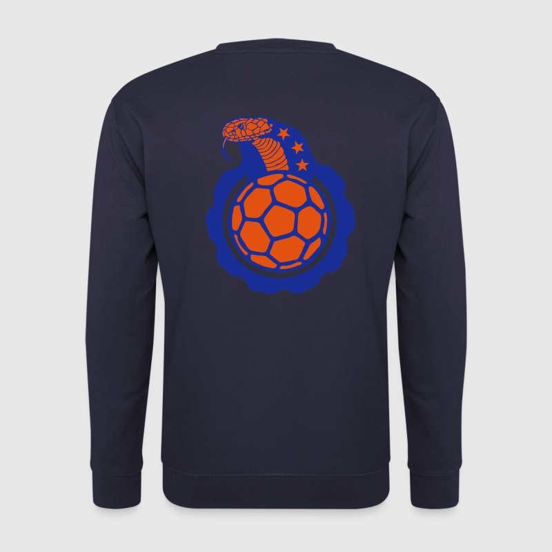 handball serpent cobra snake logo club - Bluza męska