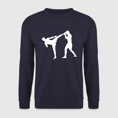 Kickboxing, Martial Arts - Sweat-shirt Homme