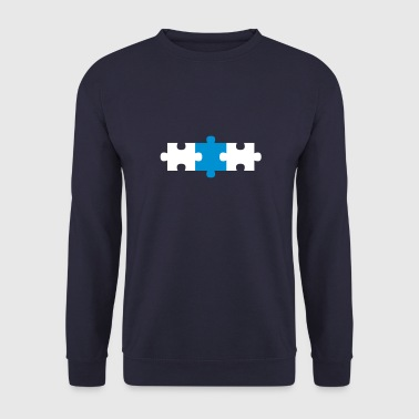 puzzle - Men's Sweatshirt