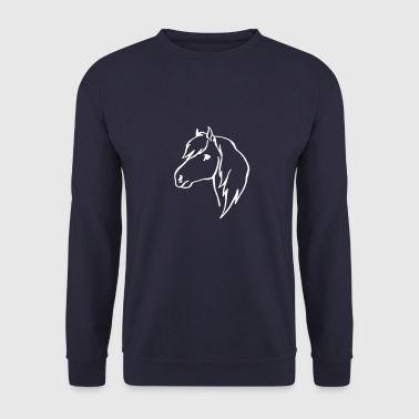 Poney - Sweat-shirt Homme