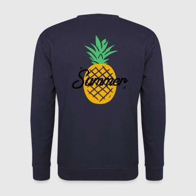 Pineapple zomer - Mannen sweater