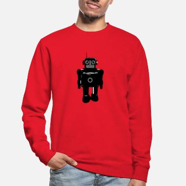 Robot Robot - Robotique - Sweat-shirt Unisexe