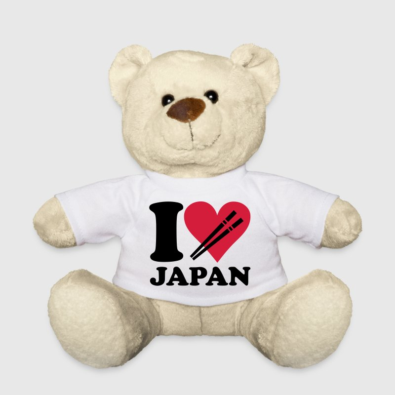 Japan - I love Japan - Teddy