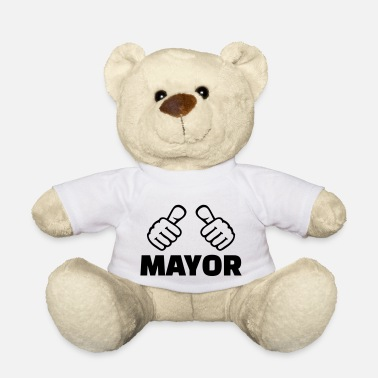 Mayor Mayor - Teddy Bear