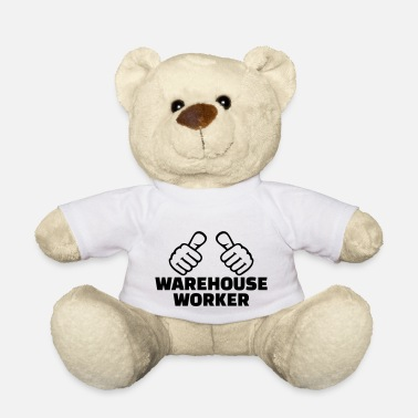 Worker Warehouse worker - Teddybeer