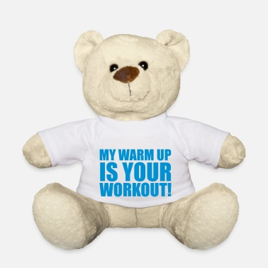 Workout Workout - Ours en peluche