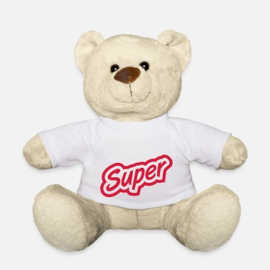 Super Super - Teddy Bear