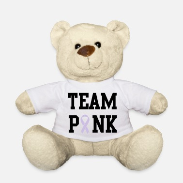 Team Pink Ribbon - Teddy Bear