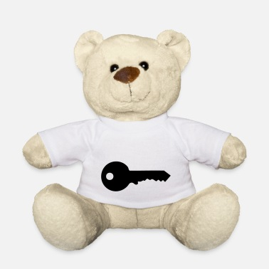 Key-button key - keys - Teddy Bear