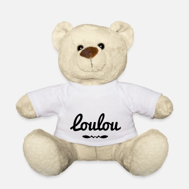 Philibert Loulou - Ours en peluche