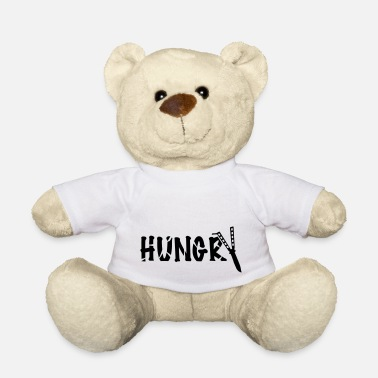 Rebel hungry_f1 - Teddy Bear