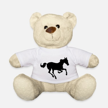 Gallop Horse galloping - Teddy Bear