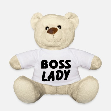 Like A Boss Boss Lady - Nalle