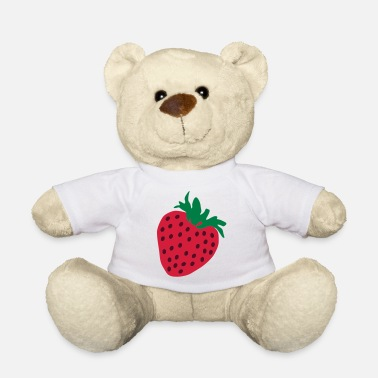 Strawberry Strawberry - Teddybeer