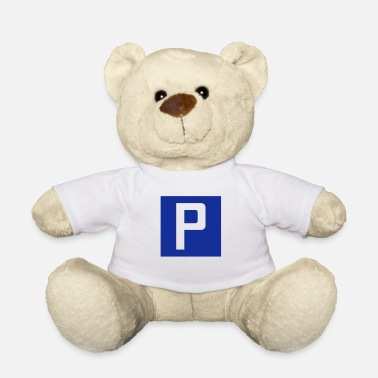 Privateer Private sign private - Teddy Bear
