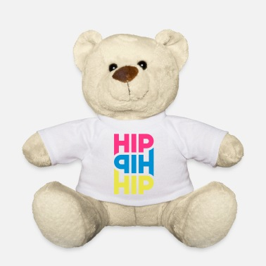 Hippie Hip Hip Hip - Personnalisable - Nounours