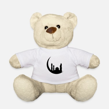 Islam Mosque Half Moon Orient - Teddy Bear