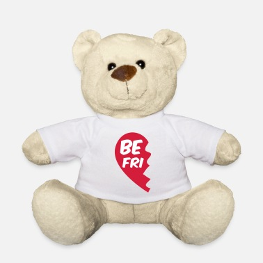 Friends Best friend - best friends shirt - best friend - Teddy Bear