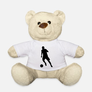 Soccer Soccer Football - Teddy Bear